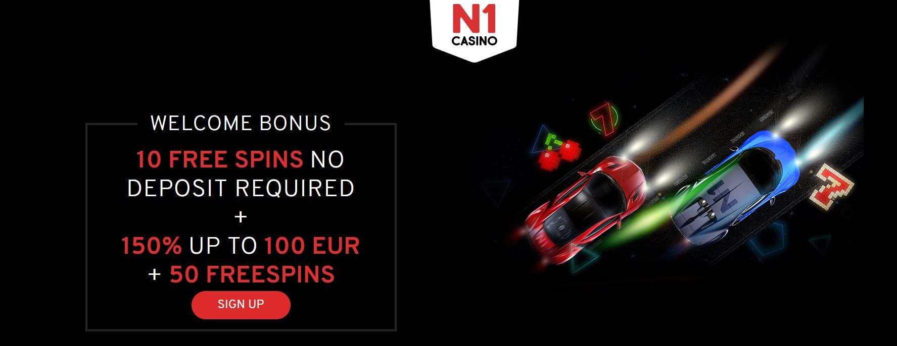 N1 Casino Review Tekst image